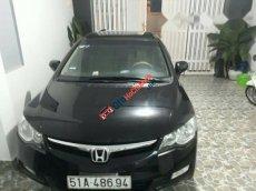 Cần bán ô tô Honda Civic 1.8 đời 2008, số tự động, đã đi 60.000km