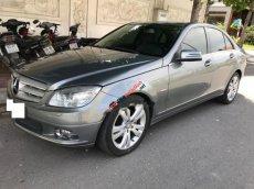 Cần bán Mercedes C230 đời 2008, màu bạc số tự động, giá tốt