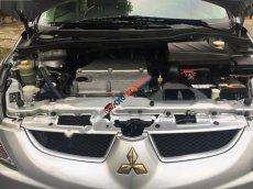 Cần bán lại xe Mitsubishi Grandis 2.4 Mivec đời 2008, màu bạc chính chủ