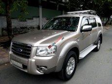 Bán Ford Everest 4x2MT máy dầu, đời 2007, màu hồng phấn, gia đình sử dụng kỹ zin 98%