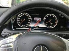 Cần bán gấp Mercedes S500 đời 2014, màu trắng như mới