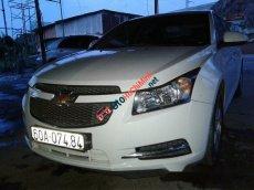 Bán xe Chevrolet Cruze LS đời 2013, màu trắng số sàn