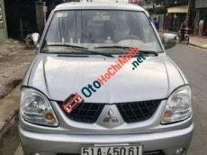 Cần bán lại xe Mitsubishi Jolie 2.0MPI 2004, màu bạc