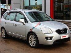 Bán ô tô Kia Carens SX 2.0AT đời 2012, bạc, 43.000km, giá cả còn thương lượng
