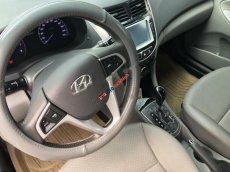 Cần bán Hyundai Accent AT đời 2011, màu đen, nhập khẩu nguyên chiếc