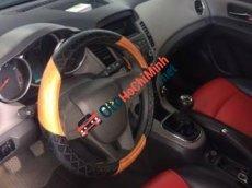Cần bán lại xe Chevrolet Cruze LS 2010, màu đen chính chủ, giá chỉ 330 triệu