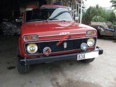 Cần bán xe Lada Niva1600 năm 1995, màu đỏ chính chủ, giá tốt