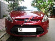 Cần bán Ford Fiesta S đời 2012, màu đỏ, giá chỉ 399 triệu