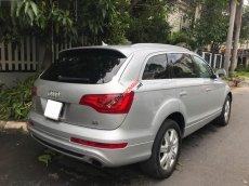 Cần bán xe Audi Q7 3.6 đời 2007, màu bạc, nhập khẩu nguyên chiếc