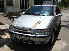 Bán Fiat Siena HLX 1.6 đời 2003, màu bạc giá cạnh tranh
