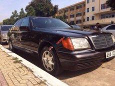 Cần bán xe Mercedes S 320 năm 1995, màu đen, nhập khẩu, giá chỉ 259 triệu