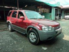Cần bán xe Ford Escape 2.3 đời 2004, màu đỏ, xe nhập chính chủ, giá chỉ 190 triệu