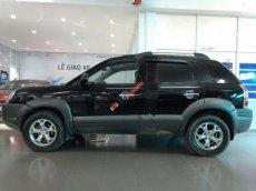 Cần bán gấp Hyundai Tucson 4WD sản xuất 2009, màu đen, xe nhập, giá tốt