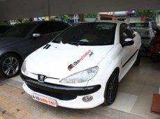 Bán ô tô Peugeot 206 Sport đời 2006, màu trắng, xe nhập số tự động