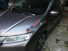 Bán Honda City 1.5 CVT năm 2015, màu xám