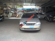Cần bán xe Daewoo Lacetti MT đời 2009, màu bạc giá cạnh tranh
