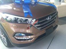 Bán Hyundai Tucson CKD đời 2017, màu nâu, giá khởi điểm 845tr - Đặt hàng ngay hôm nay - nhận ngay 30tr tiền mặt
