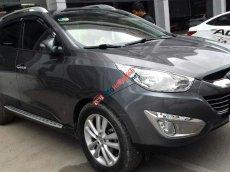 Cần bán Hyundai Tucson 4WD đời 2010, màu xám (ghi), xe nhập, giá 566tr