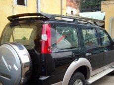 Bán Ford Everest 4x2 MT đời 2007, màu đen, giá tốt