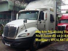 Đại lý phân phối đầu kéo Mỹ Hoàng Huy nhập khẩu Maxxforce 2013 - 2014