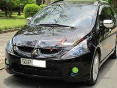Mitsubishi Grandis 2008 màu đen, xe cực chất đẹp long lanh