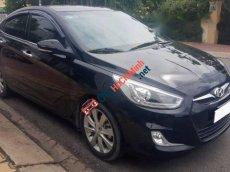 Bán Hyundai Accent Blue 1.4AT sản xuất 2013, màu đen số tự động, giá tốt