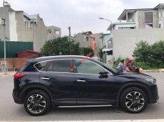Cần bán xe Mazda CX5 2.5 AWD 2017 màu đen vip