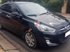 Bán Hyundai Accent Blue 1.4AT sản xuất 2013, màu đen, nhập khẩu Hàn Quốc số tự động, giá tốt