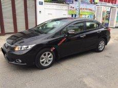 Cần bán xe Honda Civic 2015 số tự động màu đen vip