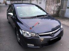 Cần bán lại xe Honda Civic 1.8MT 2009, màu xám số sàn