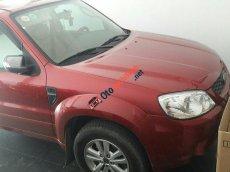 Bán ô tô Ford Escape XLS 2012, màu đỏ số tự động, 500 triệu