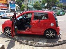 Bán ô tô Kia Morning sport đời 2011, màu đỏ