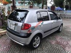 Bán Hyundai Getz 1.4AT đời 2009, màu bạc, 280 triệu