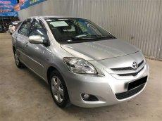 Bán Toyota Vios E đời 2010, màu bạc, xe gia đình, giá 325tr