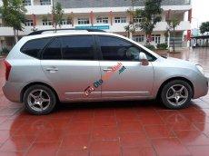 Bán ô tô Kia Carens MT đời 2010, màu bạc còn mới