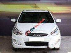 Bán Hyundai Accent 1.4AT đời 2013, màu trắng