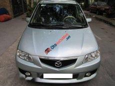 Bán Mazda Premacy AT đời 2004, màu bạc