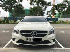 Cần bán lại xe Mercedes CLA 200 đời 2014, màu trắng, xe nhập, chính chủ
