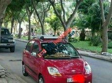 Cần bán Chevrolet Spark MT 2009, màu đỏ, giá tốt