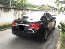 Cần bán xe Chevrolet Cruze LS 2012, màu đen vip long lanh