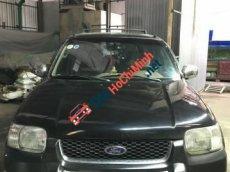 Cần bán lại xe Ford Escape 3.0 đời 2004, màu đen