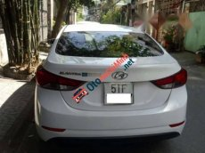 Bán Hyundai Elantra 1.6AT đời 2015, màu trắng, xe nhập còn mới, giá 493tr