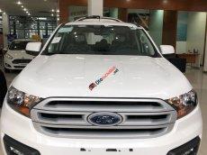Bán Ford Everest 4x4 MT sản xuất 2017, màu trắng, nhập khẩu
