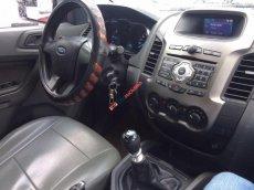 Bán xe Ford Ranger XLS đời 2013, màu đỏ, xe nhập số sàn