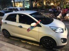 Cần bán Kia Morning Si AT đời 2014, màu trắng chính chủ