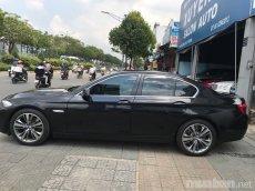 Cần bán lại xe BMW 5 Series 520i đời 2013, màu đen, nhập khẩu, số tự động