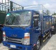 Xe tải Jac 1.9 tấn cabin vuông,, động cơ Isuzu siêu tiết kiệm .