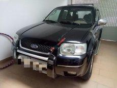 Bán Ford Escape 3.0 V6 đời 2003, màu đen còn mới, giá 250tr
