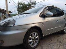 Cần bán gấp Chevrolet Vivant 2.0 2009, màu bạc, chính chủ, giá tốt