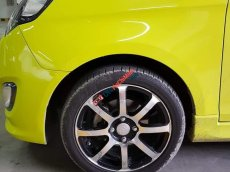 Cần bán xe Kia Morning, SX đời 2011, màu xanh lục